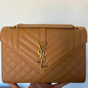 Saint Laurent Medium Cassandra Envelope Bag